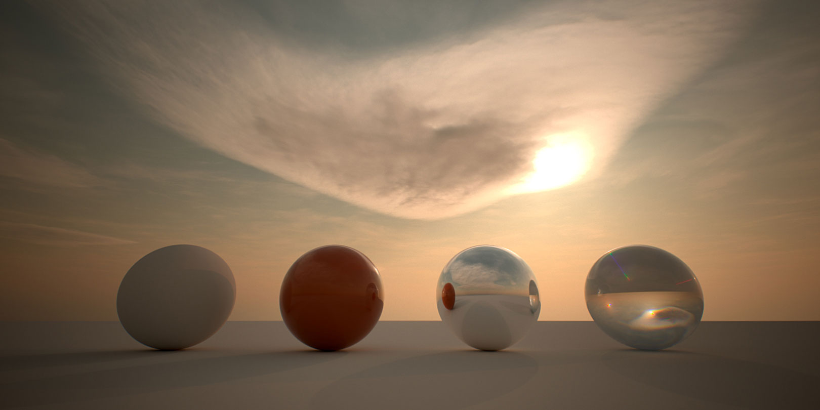 CG HDRI / Alien Skies from helloluxx by Shawn Astrom