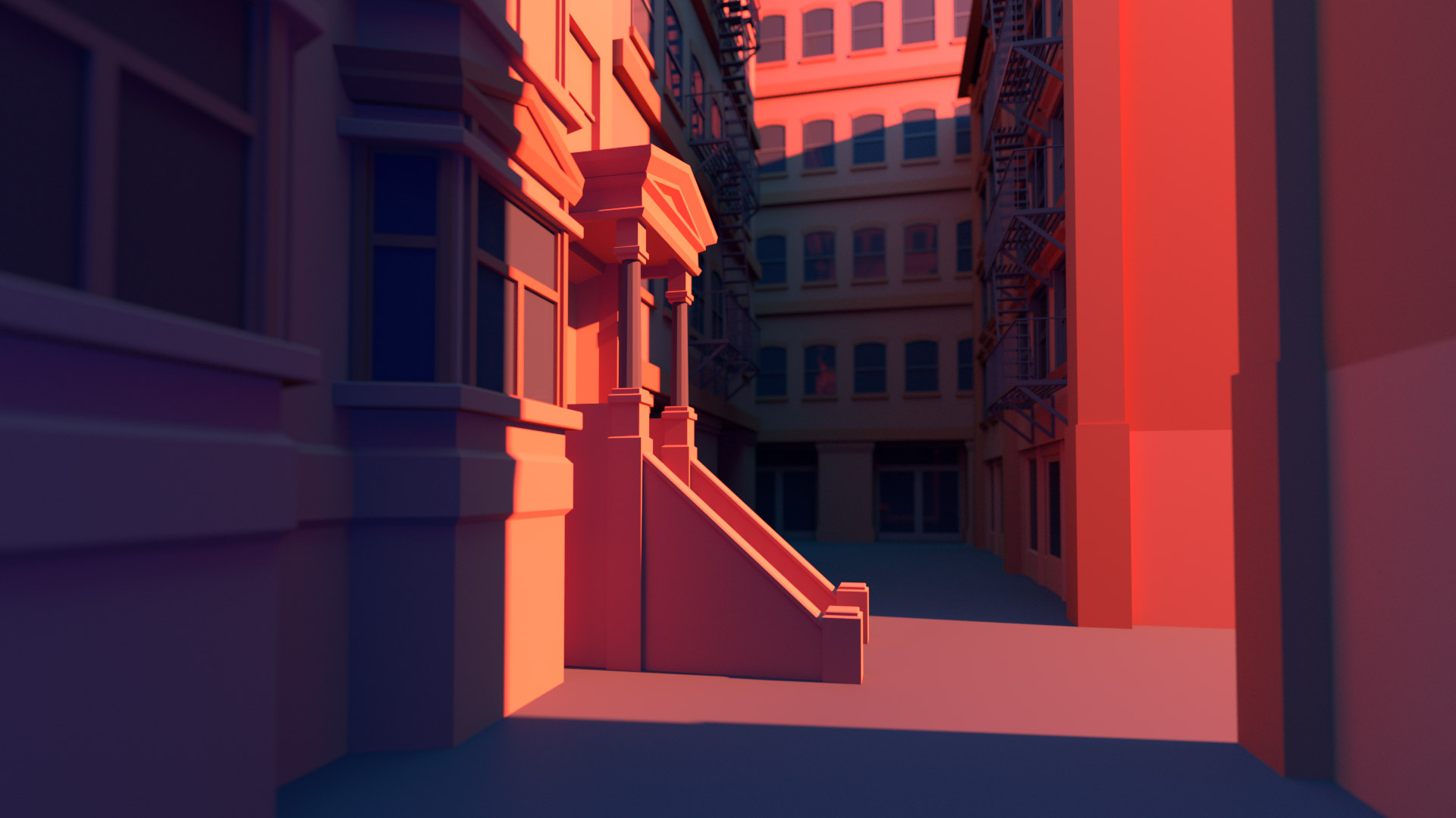 Lighting with Cinema 4D and Redshift
