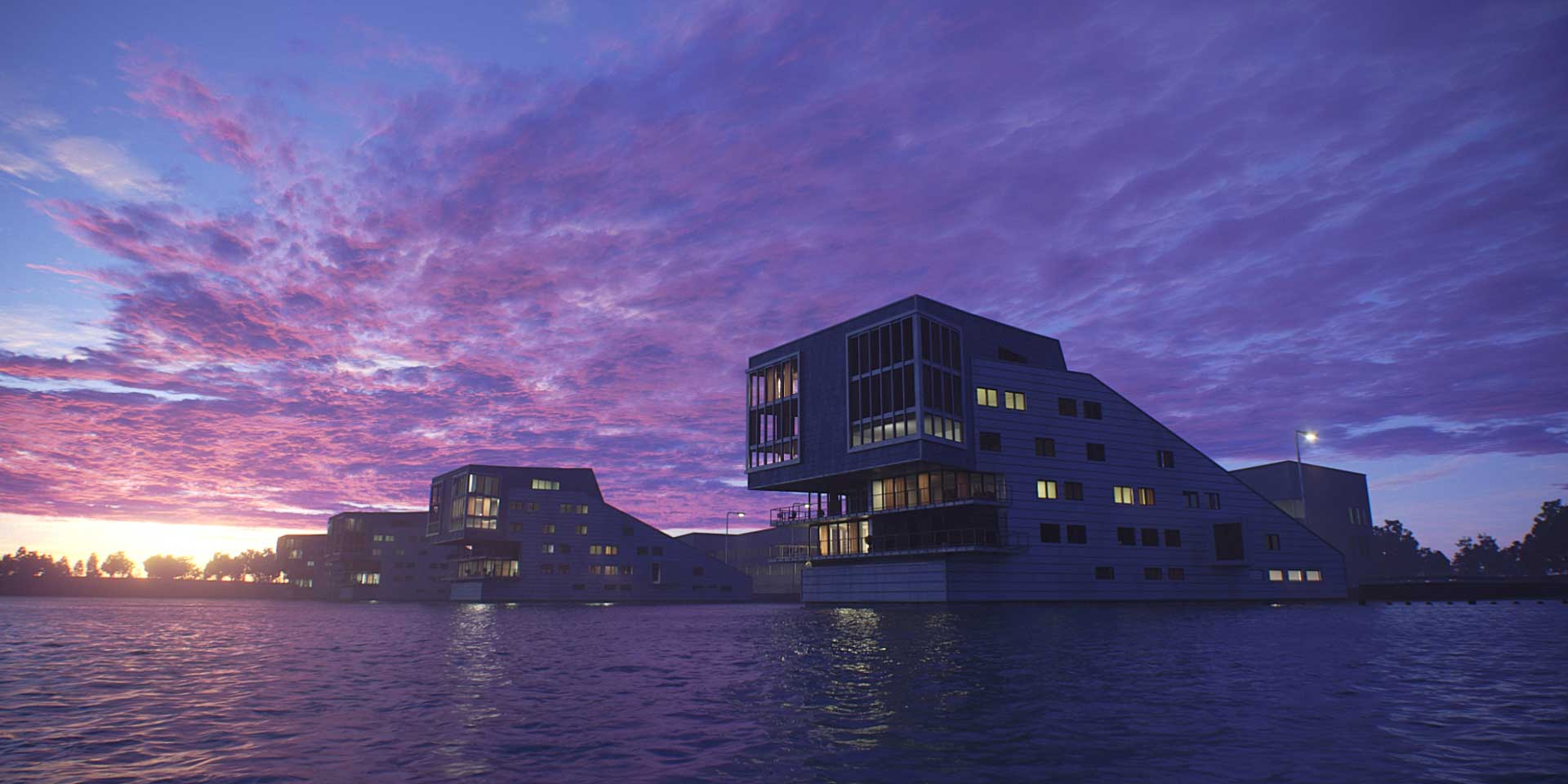 CG HDRI / Epic Sunsets from helloluxx by Shawn Astrom