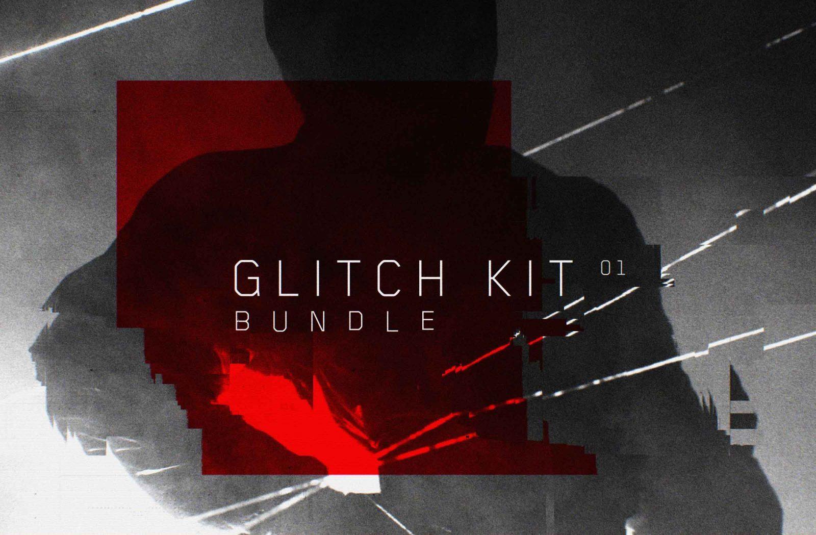 GLITCH KIT 01 : BUNDLE from helloluxx