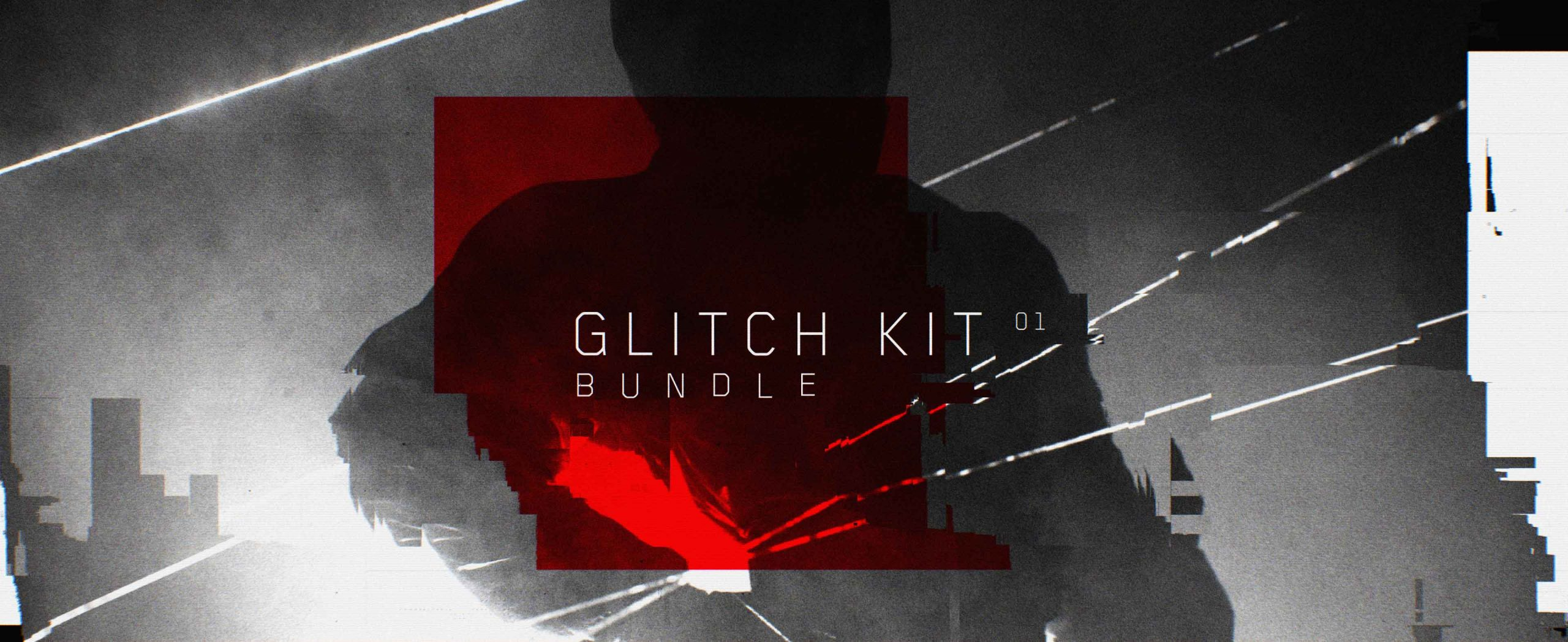 GLITCH KIT 01 : BUNDLE from helloluxx