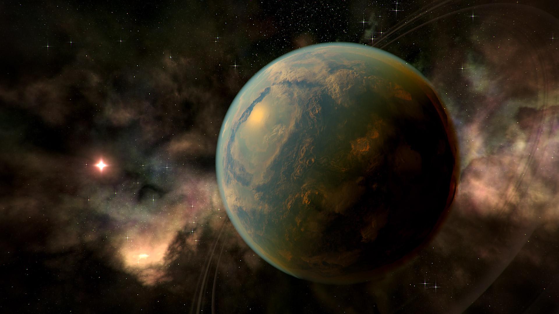 Nebula HDRI