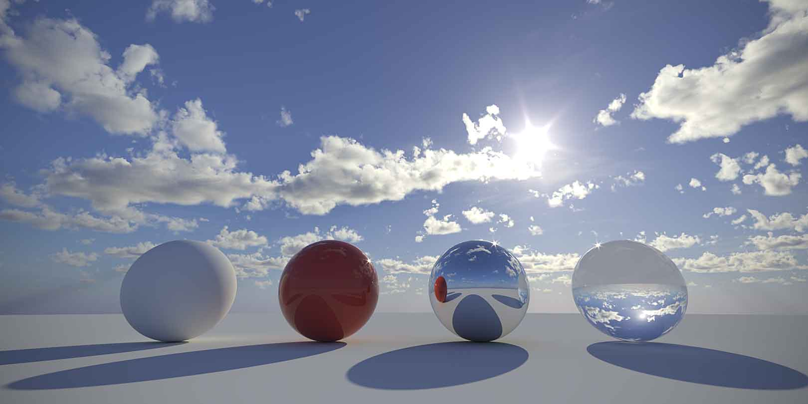 CG HDRI / Perfect Clouds from helloluxx by Shawn Astrom