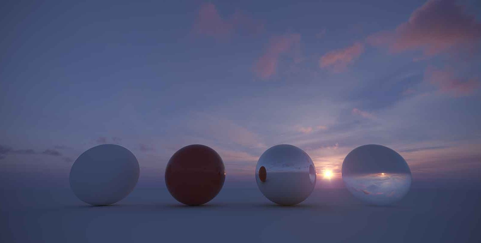CG HDRI / Winter Skies from helloluxx by Shawn Astrom