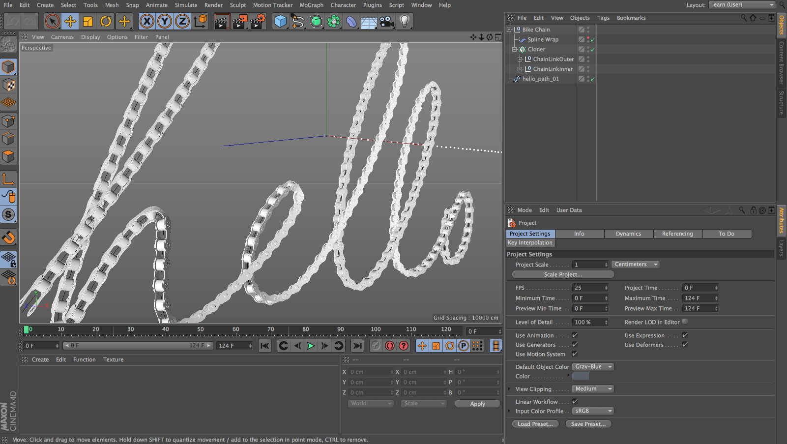 learn. Cinema 4D In One Day by Tim Clapham from helloluxx